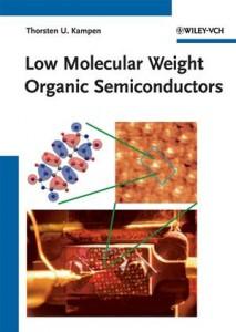 Baixar Low molecular weight organic semiconductors pdf, epub, ebook
