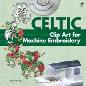 Baixar Celtic clip art for machine embroidery pdf, epub, ebook