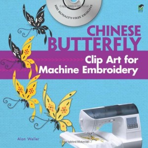 Baixar Butterfly clip art for machine embroidery pdf, epub, ebook
