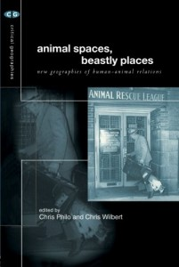 Baixar Animal spaces, beastly places pdf, epub, eBook