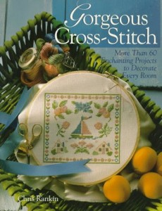 Baixar Gorgeous cross-stitch pdf, epub, ebook