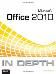 Baixar Microsoft office 2010 in depth pdf, epub, eBook