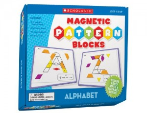 Baixar Magnetic pattern blocks alphabet pdf, epub, eBook