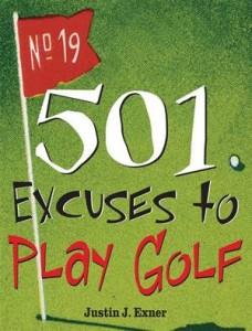 Baixar 501 excuses to play golf pdf, epub, eBook