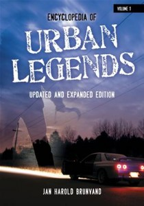 Baixar Encyclopedia of urban legends, updated and pdf, epub, eBook