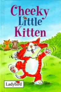 Baixar Cheeky little kitten pdf, epub, ebook