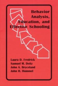 Baixar Behavior anaylsis, education, and effective school pdf, epub, eBook