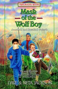 Baixar Mask of the wolf boy pdf, epub, eBook