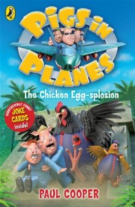 Baixar Pigs in planes: the chicken egg-splosion pdf, epub, eBook