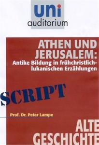 Baixar Athen und jerusalem: alte geschichte pdf, epub, ebook