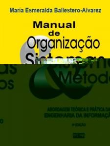 Baixar Manual de organizaçao sistemas e metodos pdf, epub, eBook