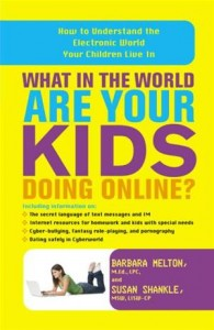 Baixar What in the world are your kids doing online? pdf, epub, eBook