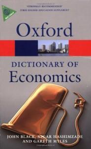 Baixar Dictionary of economics, a pdf, epub, eBook