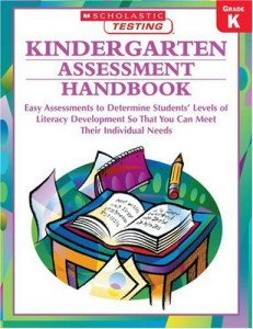 Baixar Kindergarten assessment handbook pdf, epub, eBook