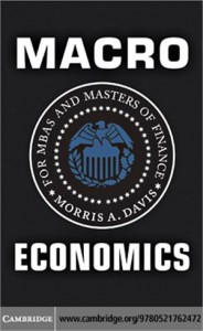 Baixar Macroeconomics for mbas and masters of finance pdf, epub, eBook