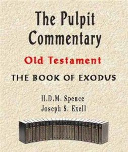 Baixar Pulpit commentary-book of exodus, the pdf, epub, eBook
