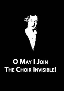 Baixar May i join the choir invisible!, o pdf, epub, eBook