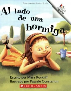 Baixar Al lado de una hormiga/next to an ant pdf, epub, eBook