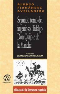 Baixar Segundo tomo del ingenioso hidalgo don quijote pdf, epub, eBook