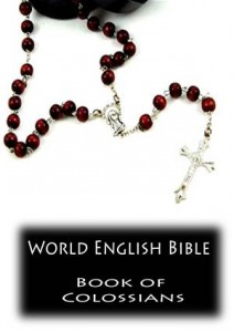 Baixar World english bible- book of colossians pdf, epub, ebook