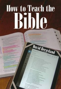Baixar How to teach the bible pdf, epub, eBook