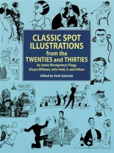 Baixar Classic spot illustrations from the twenties and pdf, epub, ebook