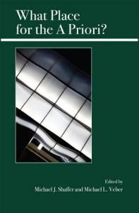 Baixar What place for the a priori? pdf, epub, eBook