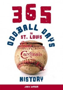 Baixar 365 oddball days in st. louis cardinals history pdf, epub, eBook
