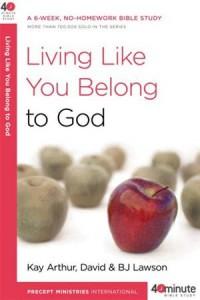 Baixar Living like you belong to god pdf, epub, eBook