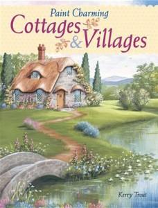 Baixar Paint charming cottages & villages pdf, epub, ebook
