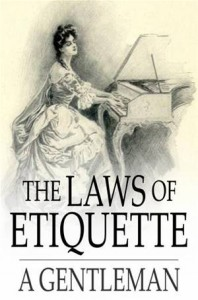 Baixar Laws of etiquette, the pdf, epub, eBook