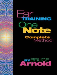 Baixar Ear training one note complete pdf, epub, ebook