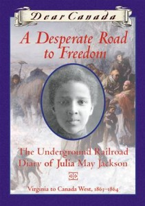 Baixar Dear canada: a desperate road to freedom pdf, epub, eBook