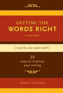 Baixar Getting the words right pdf, epub, ebook