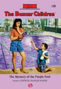 Baixar Mystery of the purple pool, the pdf, epub, eBook