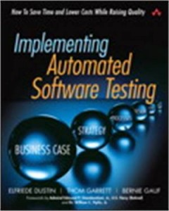 Baixar Implementing automated software testing pdf, epub, eBook