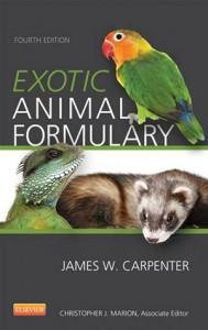 Baixar Exotic animal formulary pdf, epub, ebook