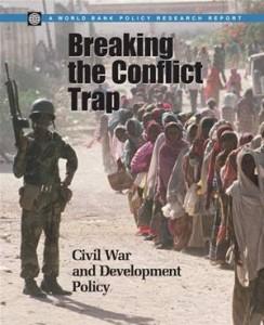 Baixar Breaking the conflict trap: civil war and pdf, epub, ebook