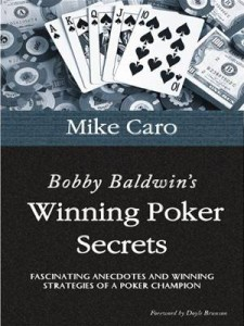 Baixar Bobby baldwin's winning poker secrets pdf, epub, eBook
