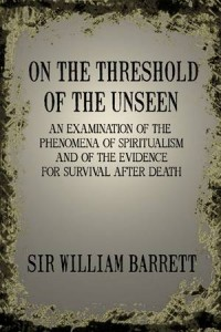Baixar On the threshold of the unseen pdf, epub, eBook
