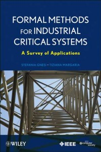 Baixar Formal methods for industrial critical systems pdf, epub, eBook