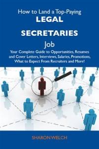 Baixar How to land a top-paying legal secretaries job: pdf, epub, ebook