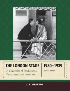 Baixar London stage 1930-1939, the pdf, epub, eBook