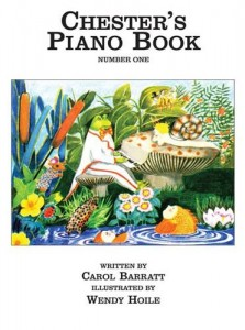 Baixar Chester's piano book: number one pdf, epub, ebook