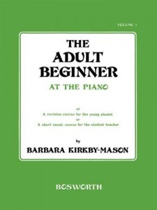 Baixar Adult beginner at the piano: volume 1, the pdf, epub, ebook