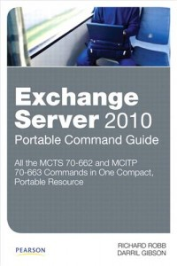 Baixar Exchange server 2010 portable command guide pdf, epub, ebook