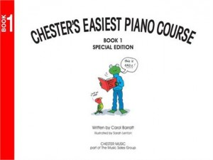 Baixar Chester's easiest piano course: book 1 pdf, epub, ebook