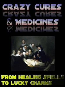 Baixar Crazy cures & medicines pdf, epub, ebook