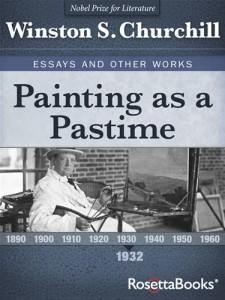 Baixar Painting as a pastime pdf, epub, ebook