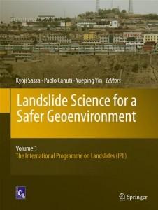 Baixar Landslide science for a safer geoenvironment pdf, epub, eBook